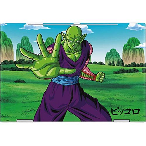 Skinit Dragon Ball Z Envy x360 15t (2018) Skin - Piccolo Power Punch Design - Ultra Thin, Lightweight Vinyl Decal Protection by Skinit (Image #1)