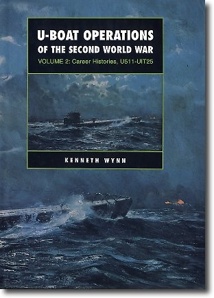 Read Online U Boat Operations of the Second World War: v. 2 pdf