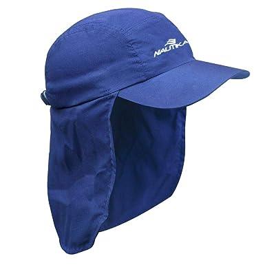 Boné Azul Marinho com Iluminação LED Poliéster - Nautika Legionário ... 9ac23c3f3a8