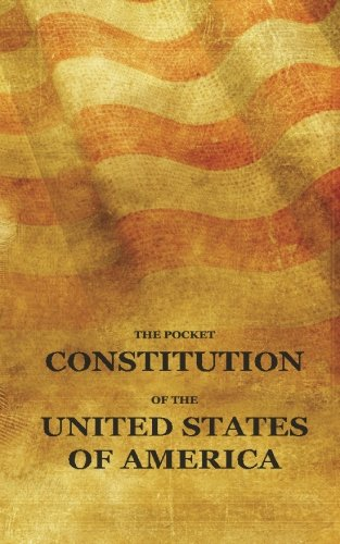 ION OF THE UNITED STATES OF AMERICA: US Constitution Book, Bill of Rights and Declaration of Independence Travel Size ()