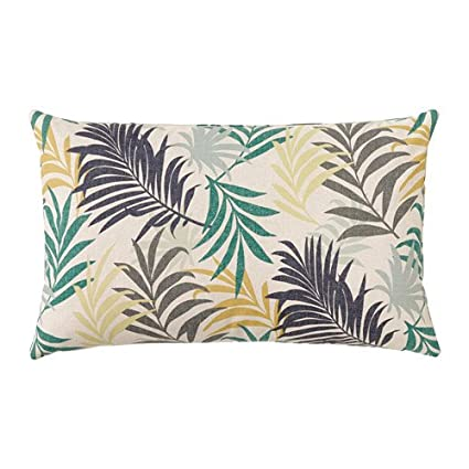Amazon.com: Ikea Cushion cover, multicolor Gillhov ...