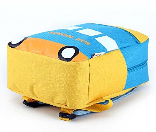 Amazon.com: cool-cane Schoolbus bolsas infantiles Lovely ...