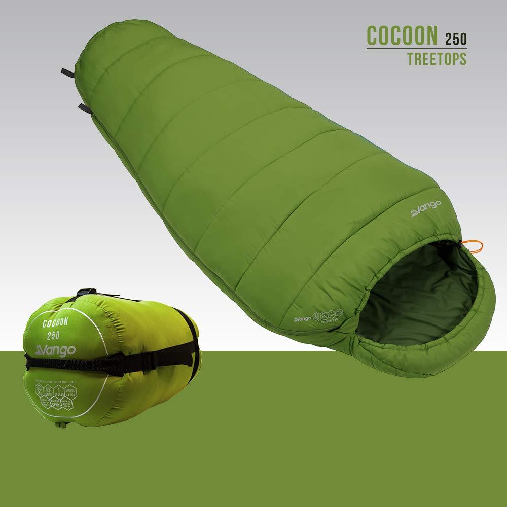 Vango Cocoon Schlafsack Treetops 250