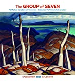 The Group of Seven 2020 Wall Calendar (English and French Edition)