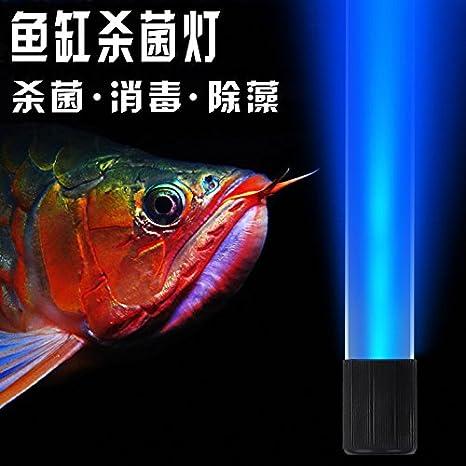Acuario LED Lámpara Fish Tank,Luces marinas extensible universal,10W (Fish Tank 80