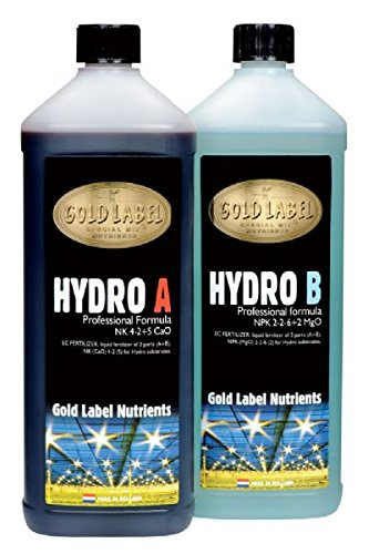Gold Label – Hydro A + B 10L
