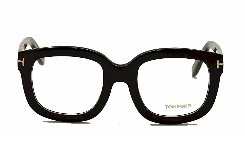 594a4f9b16ac TOM FORD Eyeglasses FT5315 001 Black 53MM at Amazon Men s Clothing store