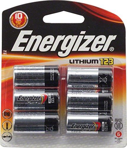 ENER6PK 3V Lith Battery