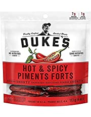 DUKE'S Smoked Shorty Sausages - Hickory Peach BBQ,