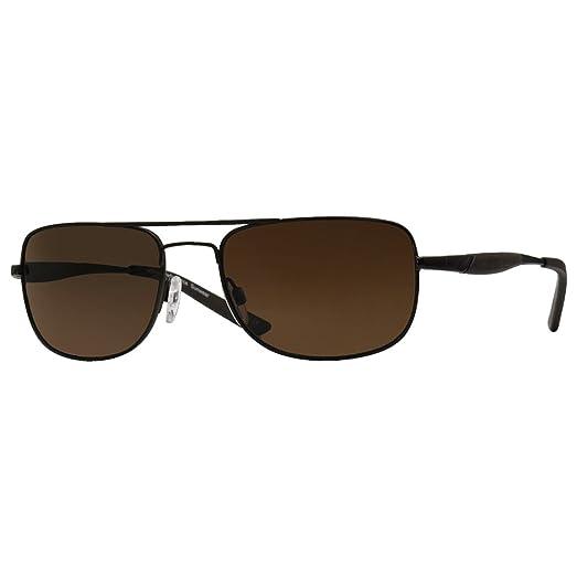 Callaway Men's Polarized Sunglasses, Brown, 54-18-140