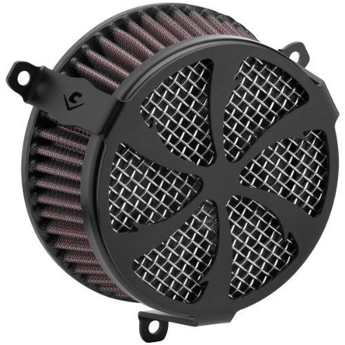 Cobra 14-19 Yamaha Bolt-RS Air Cleaner Kit - Swept (Black)