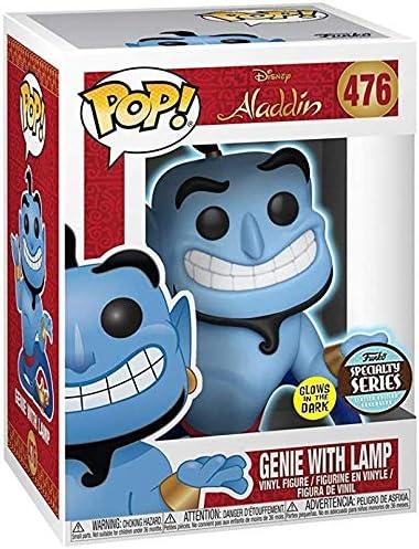 Funko Pop Aladdin #476 Genie with Lamp Specialty Series
