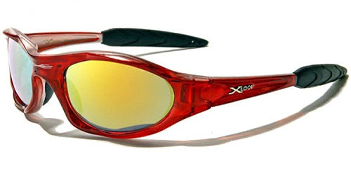 Amazon.com: X Loop lentes de sol de alto perfil para ...