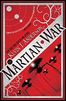 The Martian War by [Anderson, Kevin J]