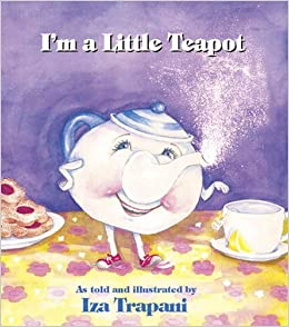 Image result for I'm a little teapot book