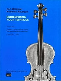 Pdf technique contemporary galamian violin
