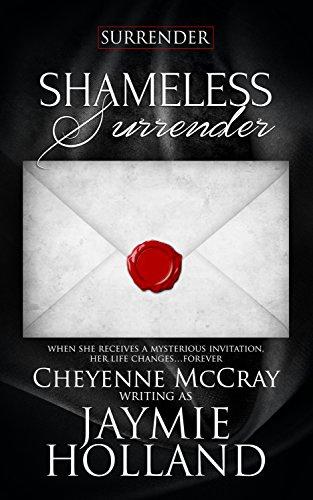 Shameless Surrender cover