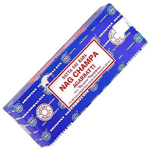 Satya Sai Baba Nag Champa Incense Sticks (400 GRAMS)
