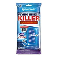 3XPESTSHIELD FLYING INSECT KILLER PORTABLE INDOOR OUTDOOR UNIT 2 IN 1 PROTECT