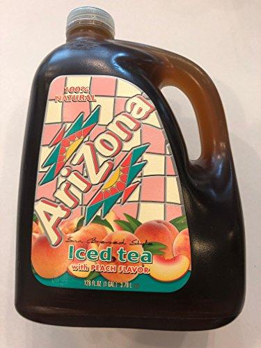 AriZona Iced Tea with Peach Flavor (1 Gallon)