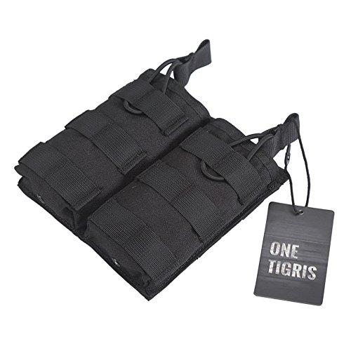 OneTigris Tactical Double Open Top magazines