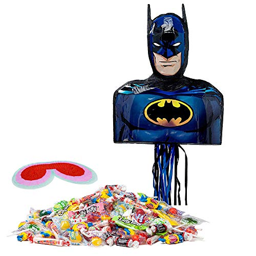 Costume Supercenter BBPK147 Batman Shape Pinata Kit -