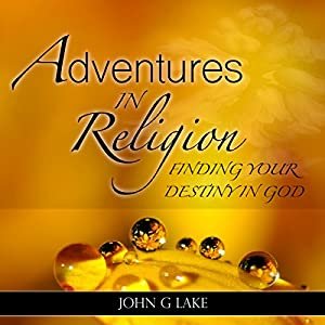 Adventures in Religion Audiobook