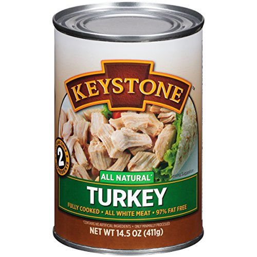 (Keystone Meats All Natural Canned Turkey, 14.5 Ounce)