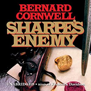 Sharpe's Enemy Audiobook