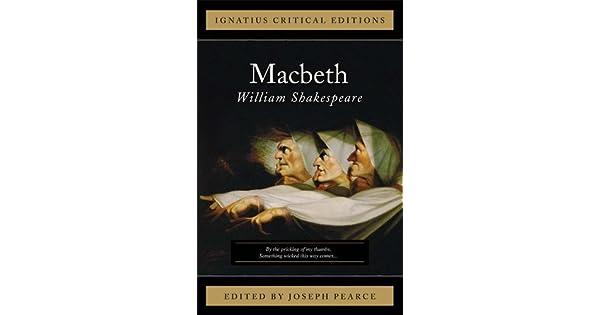 Macbeth (Ignatius Critical Editions)