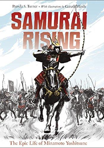 Samurai Rising: The Epic Life of Minamoto Yoshitsune by Charlesbridge (Image #1)