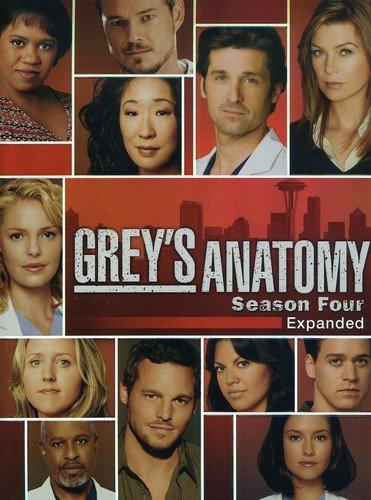 Grey's Anatomy: The Complete Fourth Season (And 3 Soap 4 Season Dvd)