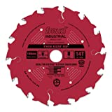 Freud LU87R006M20 Perma-Shield Coated Thin Kerf Rip Saw Blade for Festool Saws, 20mm Arbor 160mm by 14-Teeth ATB