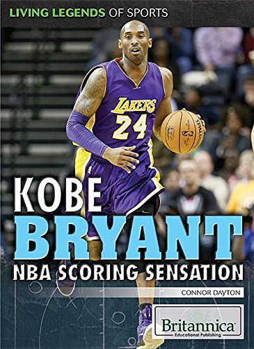 Kobe Bryant: NBA Scoring Sensation (Living Legends of (Kobe Bryant Nba)