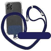 Wopam Universele crossbody nylon patch telefoon sleutelkoorden 1/2 stuks mobiele telefoon riem Anit Lost mobiele…