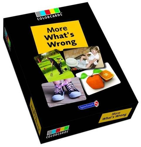Download More What's Wrong: Colorcards ebook