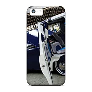Sanp On Case Cover Protector For Iphone 5c (classic Ford Econoline)