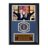 Encore Select Barack Obama and Joe Biden with Presidential Commemorative Patch in 12