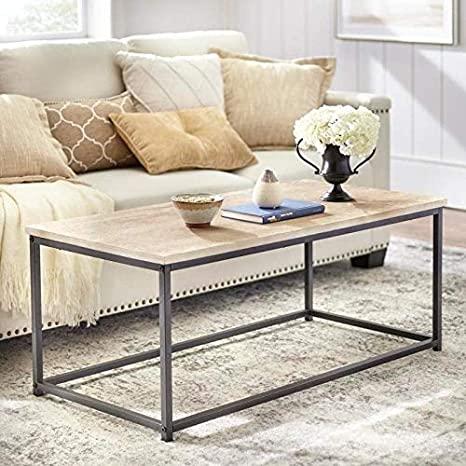 Amazon.com: angelo:HOME Coffee Table - Lander (Weathered ...