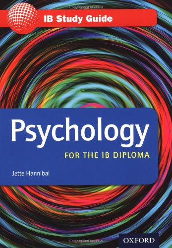 Psychology for the IB Diploma Study Guide (International Baccalaureate)