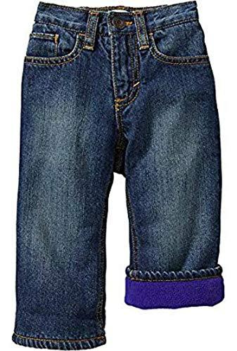 Performance Pants Fleece Micro - Old Navy Boys Micro Performance Fleece Lined Jeans (3T)