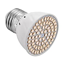 KIND GREENS LED Grow Light Bulb E27/E26 72LED 2835SMD 5W 300-400Lm Red-Blue Plant Grow Lamps for Indoor Plants (AC 220V/AC 110V) Indoor Lighting Pendant Bulbs ( Size : 110V )