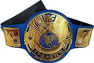 Big Winged Eagle World Wrestling Federation Championship Gold Plated Belt WWF logo