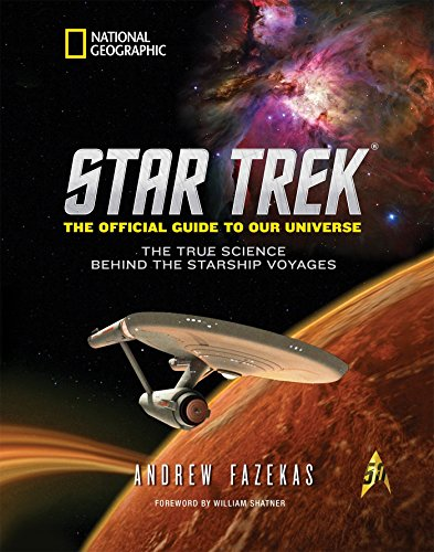Star Trek The Official Guide to Our Universe: The True Science Behind the Starship Voyages (Comparison Of Planets In Our Solar System)
