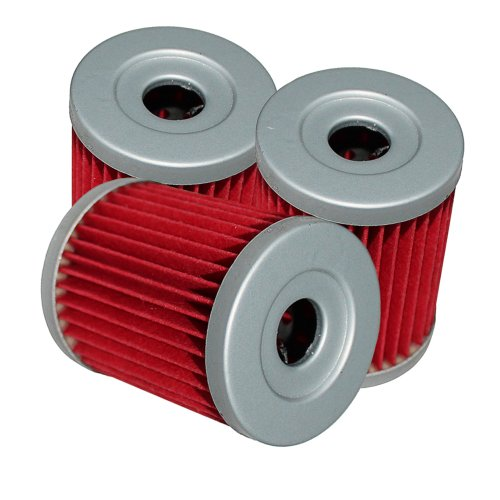 Caltric Oil Filter Fits Fits YAMAHA YP400 YP-400 YP 400 MAJESTY 2004-2013 - Majesty 3