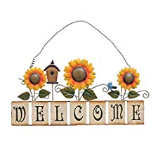 Home Signs Wall Decor Welcome