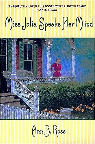 list of miss julia books