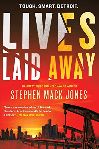 Image of Lives Laid Away (An August Snow Novel)