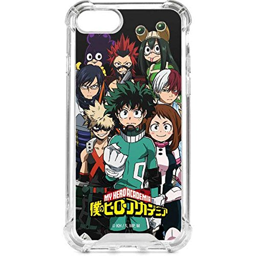 new style ae6db d88c4 My Hero Academia iPhone 7 Clear Case | Skinit Clear Case - Transparent Edge  iPhone 7 Cover