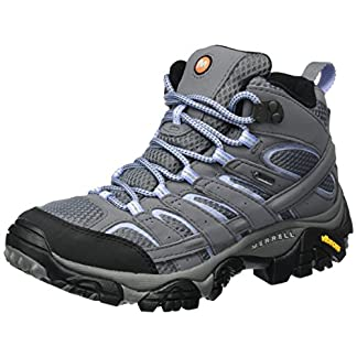 Merrell Women's Moab 2 Mid GTX High Rise Hiking Boots, us 4